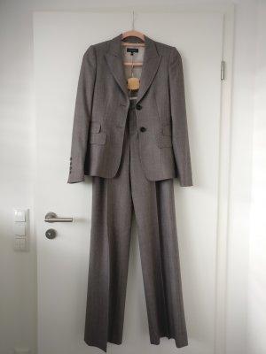 Strenesse Gabriele Strehle Tailleur-pantalon taupe-gris lilas