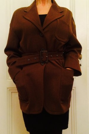 Strenesse Jacke 36 Braun Vintage