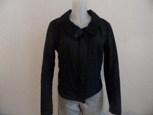 Strenesse  Jacke  Gr. M / 40 Schwarz Luxus Pur!