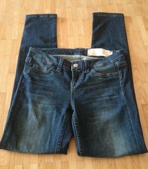 Strenesse Jeans a carota blu-grigio chiaro
