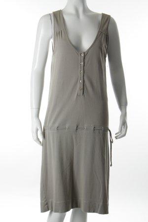 Strenesse Jerseykleid hellgrau Casual-Look