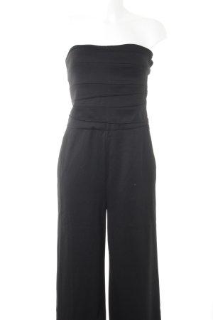 Strenesse Jumpsuit schwarz Business-Look