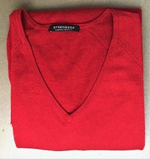 Strenesse Cashmere Jumper carmine-dark red cashmere