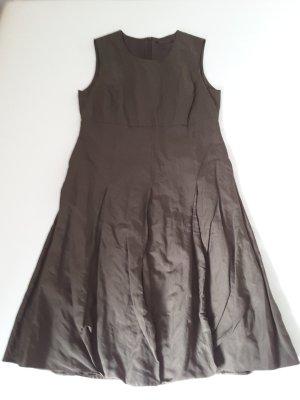 Strenesse Kleid, braun, leicht metallisch glänzend