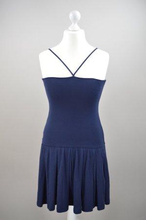 Strenesse Kleid Freizeit blau Größe 38