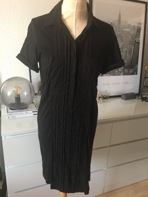 Strenesse Polo Dress black-dark grey