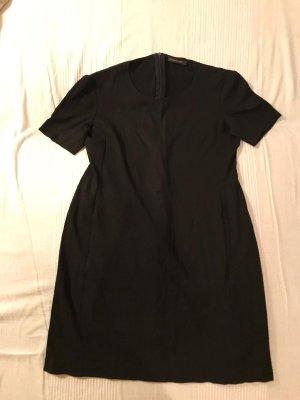 Strenesse Kleid Schwarz Kurzarm S