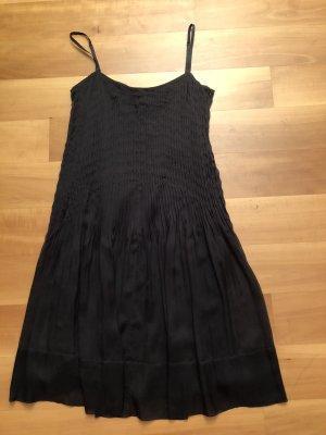Strenesse Kleid Seide schwarz gr.40 neu