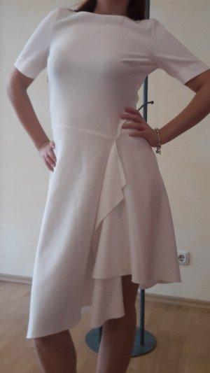 Strenesse Kleid Wollweiß Gr. 36