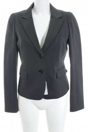 Strenesse Kurz-Blazer anthrazit Business-Look