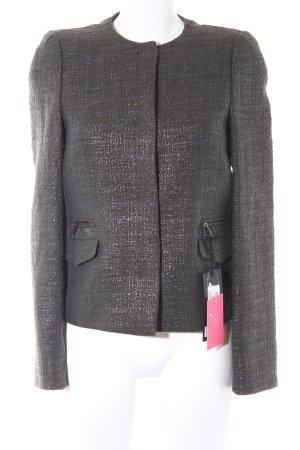 Strenesse Kurz-Blazer dunkelgrün Business-Look