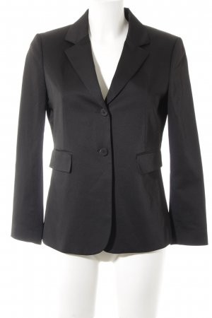 Strenesse Kurz-Blazer schwarz Business-Look