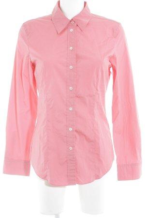 Strenesse Langarm-Bluse rosa Casual-Look