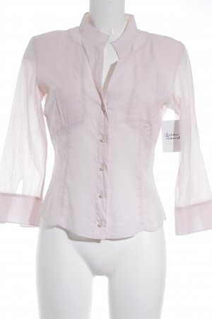 Strenesse Langarm-Bluse rosa Casual-Look