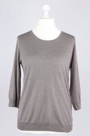 Strenesse Langarm Shirt braun Größe 42 1711360040747