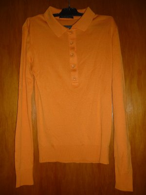 STRENESSE Langarm-Shirt, orange, Größe 36, NEUWERTIG