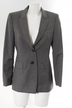 Strenesse Long-Blazer grau Business-Look