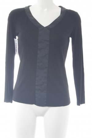 Strenesse Longshirt schwarz Casual-Look