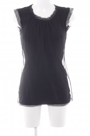 Strenesse Longshirt schwarz Elegant
