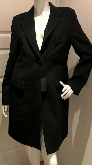 Strenesse Wool Coat black cashmere