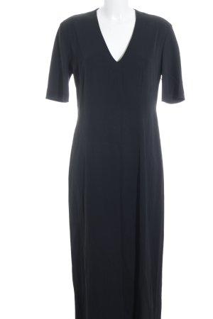 Strenesse Maxikleid schwarz minimalistischer Stil