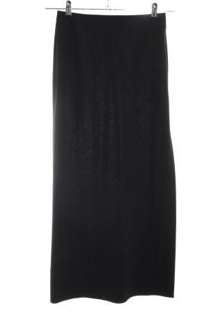 Strenesse Maxi rok zwart casual uitstraling