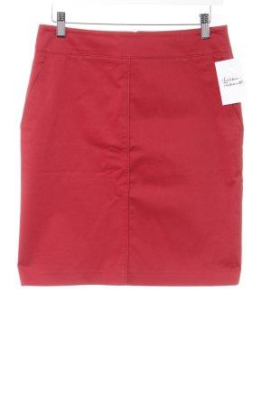 Strenesse Minigonna rosso stile professionale