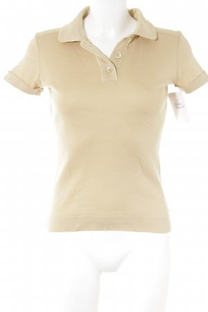 Strenesse Polo-Shirt sandbraun Casual-Look