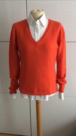 Strenesse Pullover v Ausschnitt Gr. 42