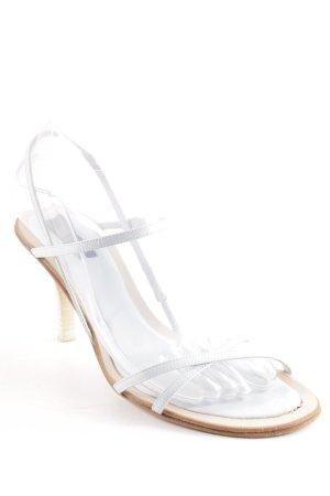 Strenesse Sandalo con cinturino celeste stile casual