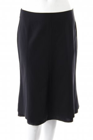 Strenesse skirt black A-line