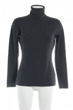 Strenesse Pull-over à col roulé gris anthracite