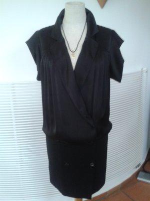 Strenesse schickes. schwarzes Kleid, NEU, großartig geschnitten, Gr.36