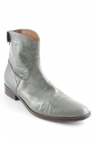 Strenesse Schlüpf-Stiefeletten graugrün Casual-Look