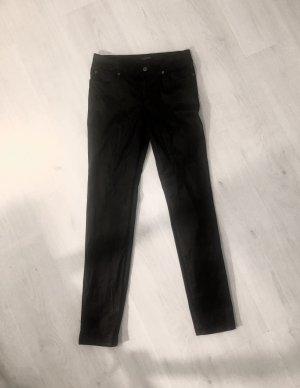 Strenesse Pantalón de cinco bolsillos negro