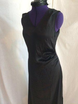 Strenesse - schwarzes Abendkleid aus Seide