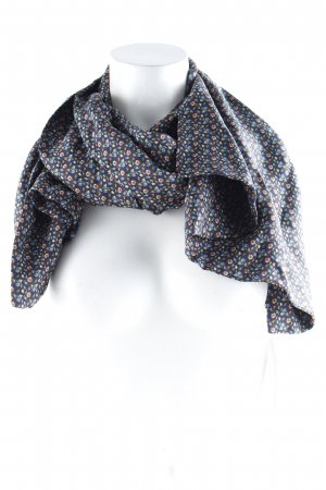 Strenesse Silk Scarf flower pattern casual look
