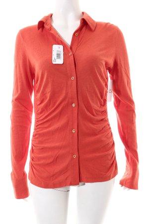 Strenesse Shirt dunkelorange Casual-Look