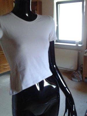 Strenesse Shirt, hellbeige, Baumwolle mit Elasthan, Gr.36