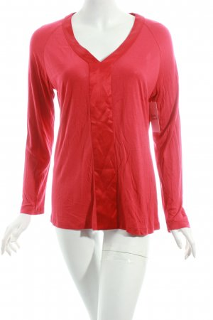 Strenesse Shirt rot Casual-Look