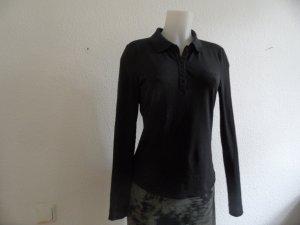 Strenesse Shirt Schwarz Gr. 38/ L Luxus Pur!