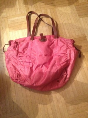 Strenesse Carry Bag magenta-brown
