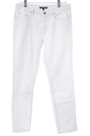 Strenesse Skinny Jeans weiß Casual-Look