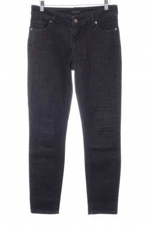 Strenesse Slim Jeans anthrazit Casual-Look