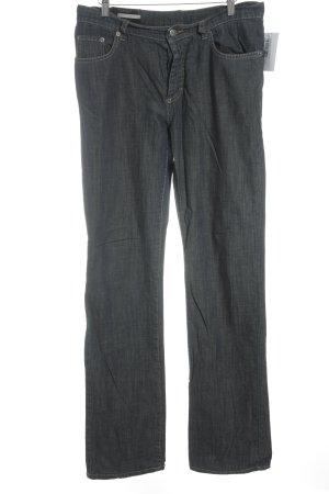 Strenesse Slim Jeans dunkelblau Casual-Look