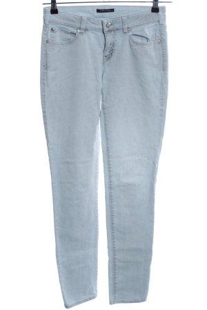 Strenesse Slim Jeans blau Casual-Look