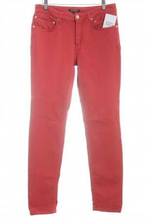 Strenesse Slim Jeans rot Casual-Look