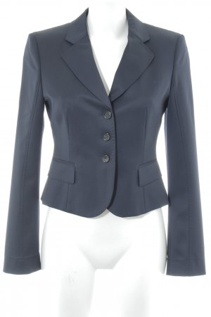 Strenesse Smoking-Blazer dunkelblau Business-Look