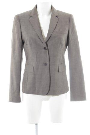 Strenesse Blazer de esmoquin marrón grisáceo estilo «business»