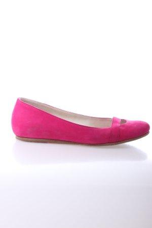 Strenesse Spangen-Ballerinas pink